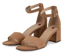 Sandaletten INNOCENT - NUDE