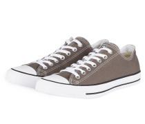 Sneaker CHUCK TAYLOR LOW - grau