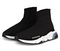 Hightop-Sneaker SPEED - SCHWARZ