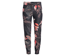 Jeans - marine/ rosa/ creme
