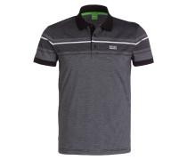 Poloshirt PAUL Slim Fit - schwarz