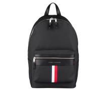Rucksack mit Laptopfach - schwarz