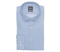 Hemd SANTOS Slim-Fit - blau