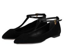Ballerinas ASHTON - schwarz