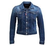 Jeansjacke - blau denim