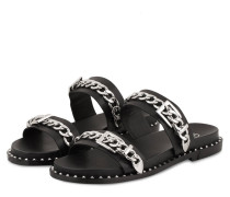 Sandalen MEIKA - schwarz