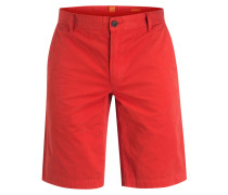 Shorts SCHINO Regular-Fit - rot