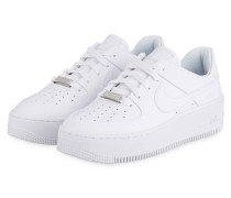 Sneaker AIR FORCE 1 SAGE - WEISS