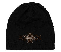 Mütze NESKA mit Swarovski Kristallen