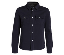 Overshirt - dunkelblau