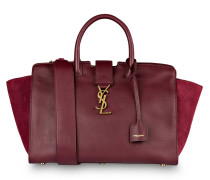 Trapez-Tasche DOWNTOWN CABAS - rot