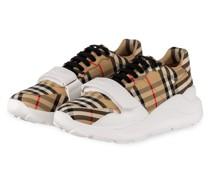 Sneaker - BEIGE/ SCHWARZ/ WEISS