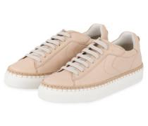 Sneaker PANAREA - nude