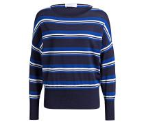Pullover STARIGA - dunkelblau/ blau/ weiss