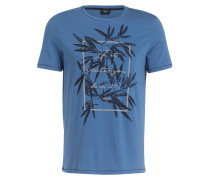 T-Shirt ANDRO - blau