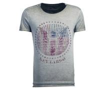 T-Shirt DUSK - oliv