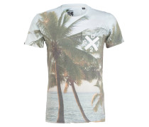 T-Shirt HUNINGTON - grau