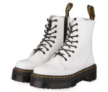 Plateau-Boots JADON - WEISS