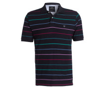 Piqué-Poloshirt Casual-Fit - rot