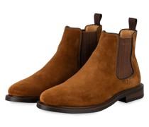 Chelsea-Boots ST AKRON - COGNAC