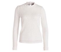 Pullover LIMO - weiss
