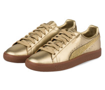 Sneaker CLYDE - gold