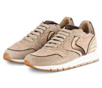 Sneaker JULIA POWER - BEIGE/ CAMEL/ GOLD