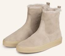 Hightop-Sneaker MAICA - HELLGRAU