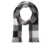 Schal RAMZO - schwarz/ grau