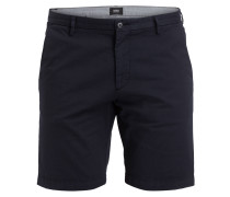 Shorts RICE Slim-Fit - blau