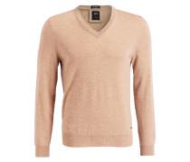 Cashmere-Pullover T-ETTORE - beige