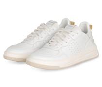 Plateau-Sneaker HYPER - WEISS/ CREME