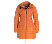 Daunenjacke SONIA - orange