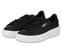 Sneaker BASKET PLATFORM CORE - schwarz
