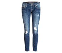 Skinny-Jeans JULEE - blau