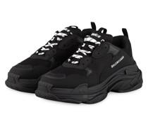 Sneaker TRIPLE S - 1000 BLACK