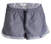 Shorts - graublau