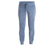 Sweatpants - blau