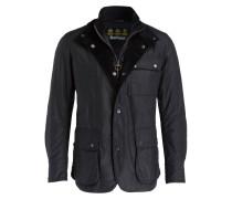 Fieldjacket CONNEL - schwarz/ dunkelblau