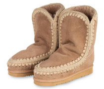 Boots ESKIMO - BEIGE
