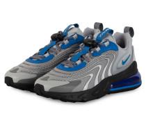 Sneaker AIR MAX 270 REACT ENG - GRAU/ BLAU