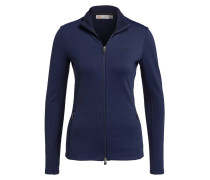 Powerstretch-Jacke CALIENTA - marine