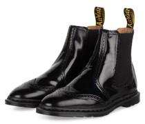 Chelsea-Boots GRAEME BROGUE - SCHWARZ