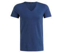 T-Shirt COTTON SUPERIOR - blau