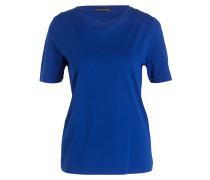 T-Shirt ANISE - blau meliert