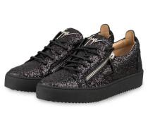 Sneaker GLITTER - SCHWARZ