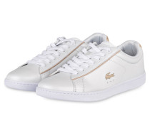 Sneaker CARNABY - weiss/ gold