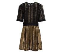 Kleid ATHENA mit Lochspitze