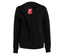 Sweatjacke TECH FLEECE DESTROYER - schwarz