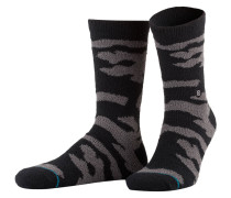 Socken PITCH BLACK - schwarz